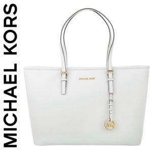 Michael Kors Jet Set Travel Bag Like New
